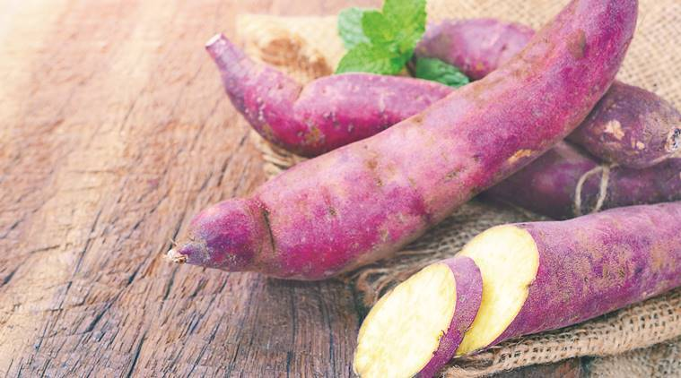 Sweet potato, Potato, diabetes, American Diabetes Association, sweet potato production, health, sweet potato benefits, health news, indian express news