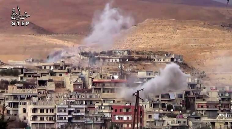 Iraq mosul attack, IS attack near mosul, Syria attack, Syrian troops clash with ISIS, Mosul, ISIS, Syria-ISIS, world news, indian express news