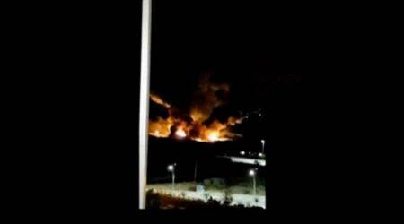 Syria, Syria and Israel, Israel and Syria, Israel missile hit Syrian airport, Israel fires missiles at Syria, Israeli missile attack in Syria, latest news, International news, World news, Israel and Syria, world affairs, Latest news, National news