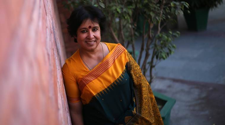 Top Bulletin: Taslima Nasreen masturbation tweet