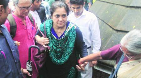 'Only Rs 7,850 was spent on liquor over seven years. Is it a crime,' Teesta Setvalad asks SupremeCourt