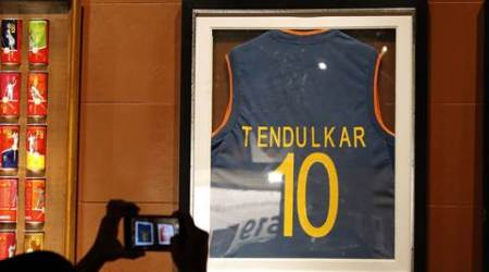 Achievements of Sachin Tendulkar, PV Sindhu, Abhinav Bindra on show at Sports Museum: See Pics