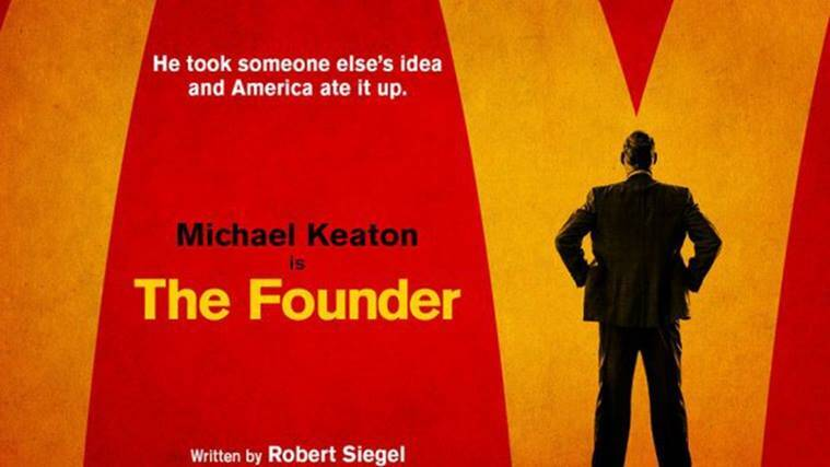 The Founder movie review,The Founder review, The Founder, The Founder movie, The Founder film, Michael Keaton,Michael Keaton The Founder, the founder Nick Offerman, John Lee Hancock, John Lee Hancock film, John Lee Hancock the founder, the founder cast, Michael Keaton