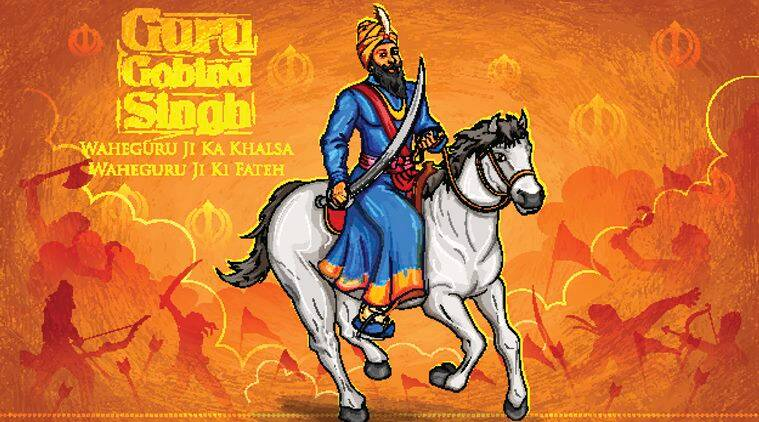 guru gobind singh jayanti quotes wishes 2019