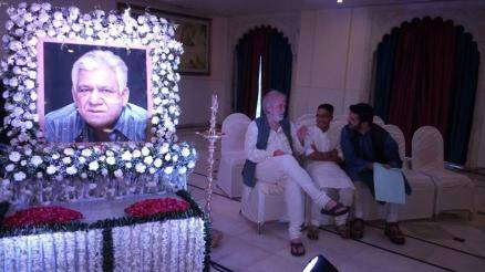 Om Puri, Tom Alter
