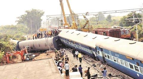 Hirakund Express derailment: All 39 bodies identified