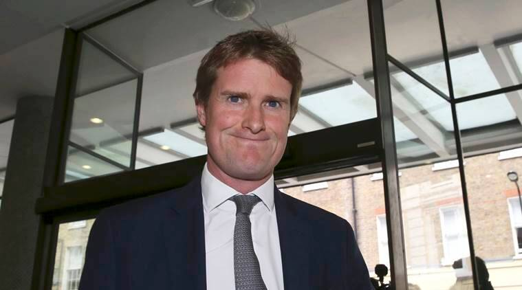 UK, Opposition party, Labour party, opposition party MP, MP resigns. tristram hunt, tristram hunt resigns, indian reference, world news, indian express news