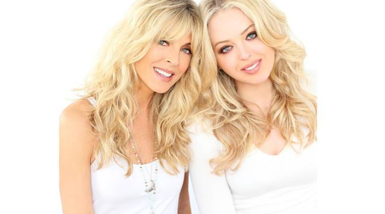 From L to R: Marla Maples and Tiffany Trump. (Source: instagram/Tiffany Trump)