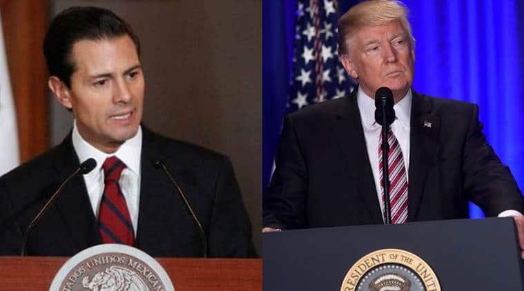 trump, donald trump, mexico wall, trump wall, US mexico, Trump mexico wall, Pena Nieto, latest news, latest world news