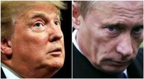 Putin calls report which said Russia had damaging details on Trump a hoax