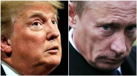 Russia-US, US-Russia relations, US sanctions on Russia, Russia-US tensions, Vladimir Putin, Putin, Donald Trump, US president Trump, former President Obama, Obama-Putin tensions, Obama-Putin clash, world news, indian express news