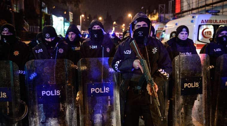 Turkey security after nightclub attack, turkey nightclub attack, Turkey attack, Istanbul nightclub attack, turkey attack, world news, indian express news