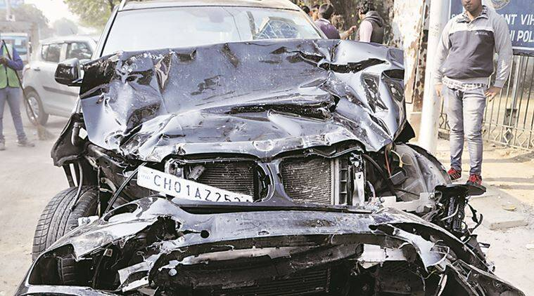 Delhi Bmw Uber Accident Victim Had Done 10 Trips That Day Was