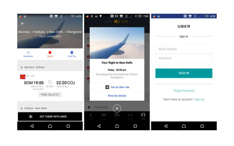 Uber, Uber Cleartrip, Uber Cleartrip integration, Uber Cleartrip ride code, Book Uber on Cleartrip, Book Uber, How to use Uber, ride-sharing app, Ola vs Uber, technology, technology news