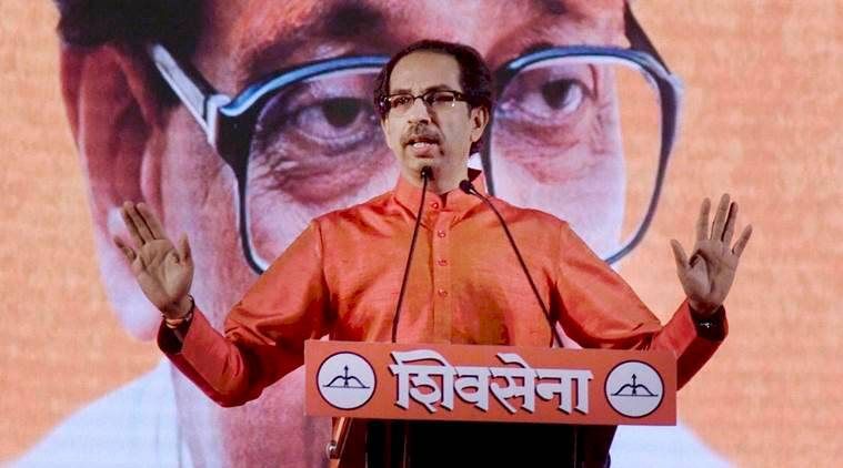 mumbai, bmc poll, maharashtra, maharashtra poll, shiv sena, uddhav thackeray, shiv sena thackeray, BJP, devendra fadnavis, civic poll, BJP sena government, religious pictures ban, eknath shinde, ramdas kadam, indian express news, india news, indian express explained