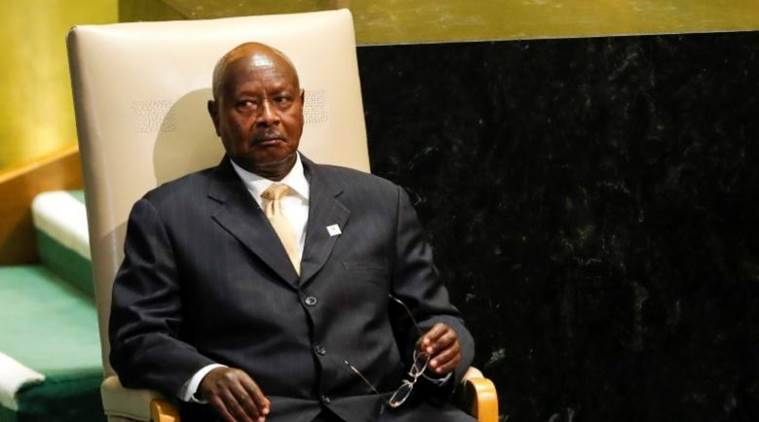 Ugandan senior police officer shot, Uganda crime rate, Uganda homicide, Uganda President on senior police officer murder, President Yoweri Museveni, world news, indian express news