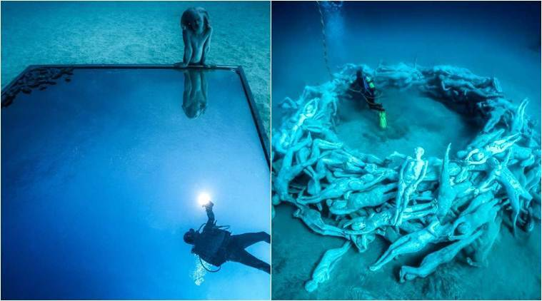 The First Underwater Museum In Europe Under The Atlantic