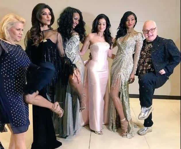 sushmita sen introduction, former Miss Universe sushmita sen, sushmita sen judges panel