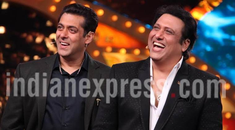 Bigg Boss 10, 15th January 2017 written update: Govinda tells how Salman showed extreme faith in him and helped him make a successful comeback in the industry by casting him in the movie.