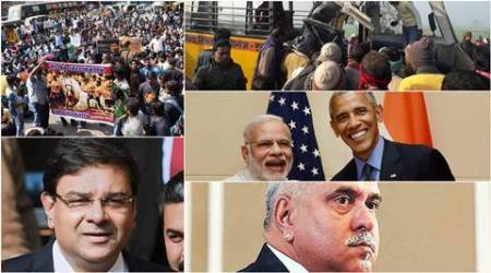Top stories at 2pm, January 19: PM Modi speaks on Jallikattu, Etah bus collision leaves 12 children dead, Vijay Mallya faces DRT heat, Obama dials PM Modi