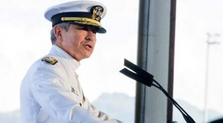 US, Indian navies sharing information on Chinese subs, says Pacific Command chief