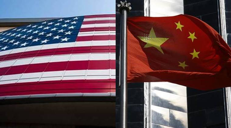 US China ties, US China economic war,