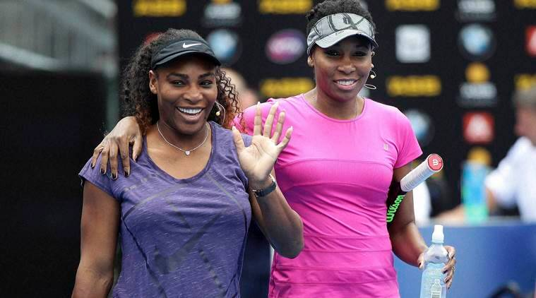 Serena gone with the wind as Williams sisters struggle