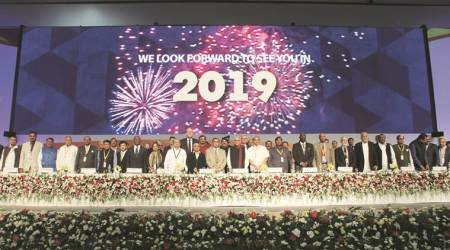 Vibrant Gujarat Summit, Vibrant Gujarat Summit investment, Who invested how much, Who invested how much at Vibrant Gujarat Summit, Mukesh Ambani, Adani, reliance, Narendra Modi, Gujarat, India news, Indian express