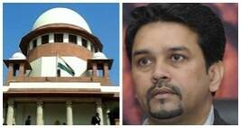 BCCI Chief Anurag Thakur Sacked By Supreme Court