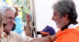 Amitabh Bachchan Mourns Veteran Actor Om Puri'sDeath