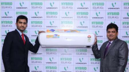 Videocon unveils Hybrid AC series running on solar energy, claiming 100% in power savings
