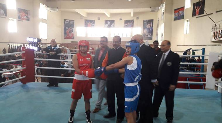 vijay goel, india boxing, sports minister vijay goel, india boxers, haryana boxers, haryana sports, sports news