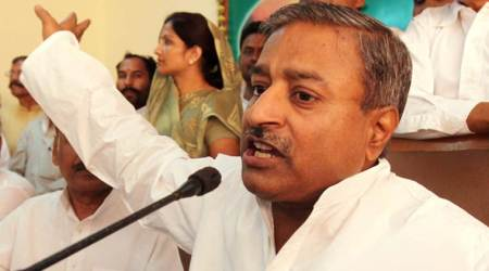 BJP MP Vinay Katiyar says Taj Mahal was built on Hindu temple