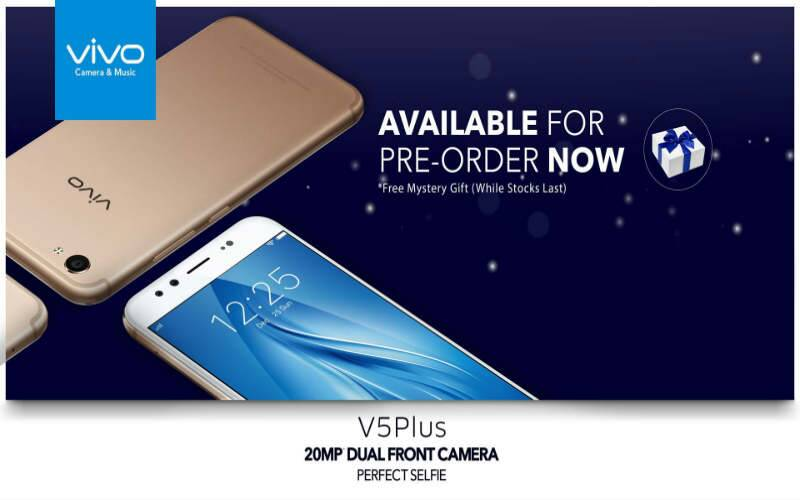 vivo v5 plus leaked ahead of launch to feature dual selfie cameras the ind. Black Bedroom Furniture Sets. Home Design Ideas