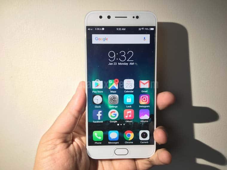 vivo v5 plus review dual front camera smartpone for