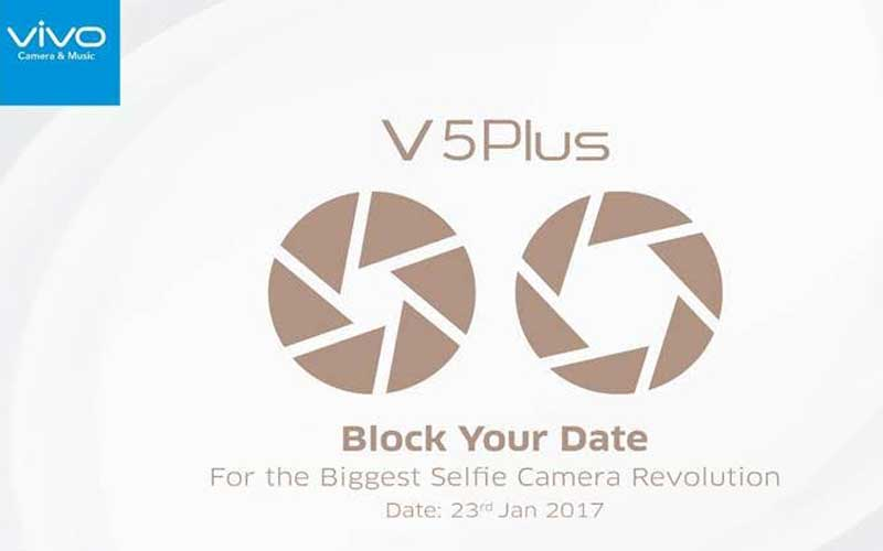 Vivo V5 Plus, Vivo V5 Plus India launch, Vivo V5 Plus launch, Vivo Mobiles, Vivo phone, Vivo V5 Plus dual front camera, Vivo V5 Plus specifications, Vivo V5 Plus price, Vivo V5 Plus features, Vivo V5 Plus pricing, mobiles, smartphones, technology, technology news