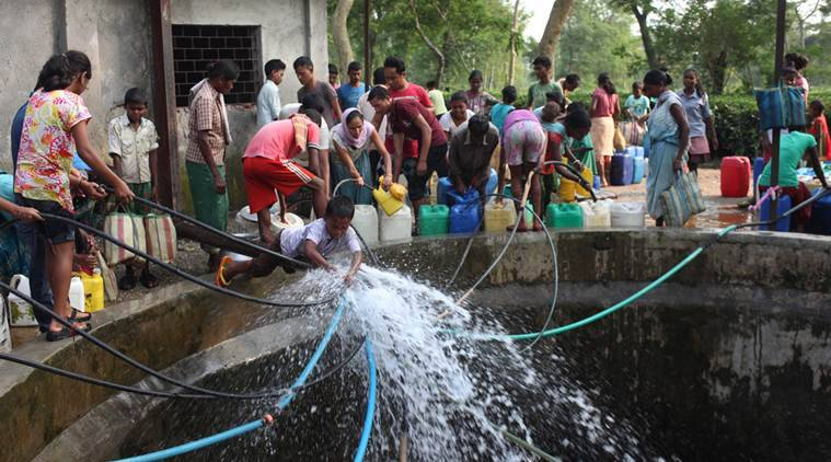 New Year Cheer Twice A Day Water Supply Back In Pune
