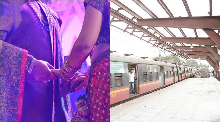 Want a unique wedding now you can have one at a railway platform indian railways weddings wedding venues unique wedding venues western railways railway junglespirit Choice Image