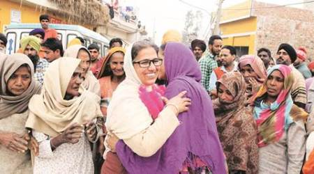 Only seven per cent in Punjab fray women, they call for greater space