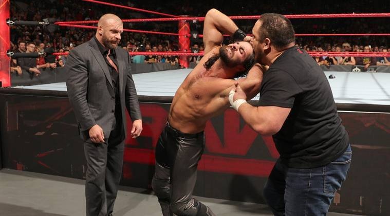 wwe, wwe raw, raw results, raw videos, raw fights, triple h, seth rollings, royal rumble, royal rumble results, sports news, sports