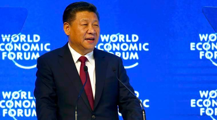 US-China relations, Chinese president, Xi Jinping, China-US ties, US vice president Joe Biden, Biden, Donald Trump, World Economic Forum, WEF Davos, Obama, President Obama, world news, indian express news