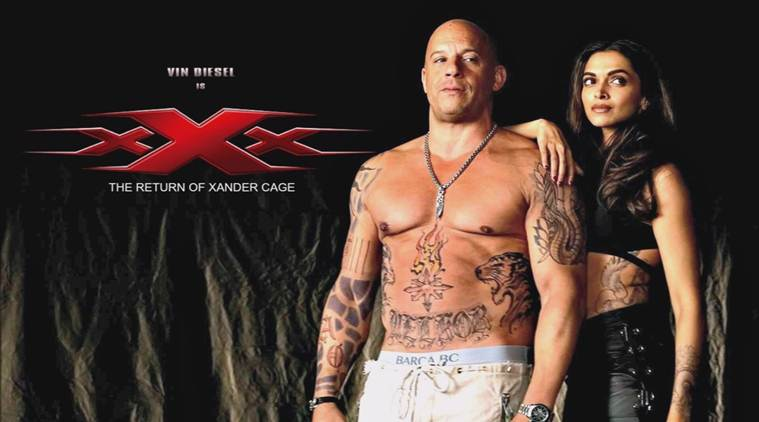 XXX 3, XXX, XXX 3 film, XXX 3 reviews, XXX: Return of Xander Cage movie review, XXX: Return of Xander Cage, Deepika Padukone, Vin Diesel, XXX: Return of Xander Cage cast, D. J. Caruso film