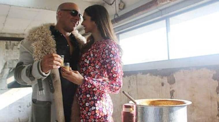 Deepika Padukone, Deepika Padukone vin, Vin Diesel, xxx 3, xxx 3 film, xxx cast, xxx