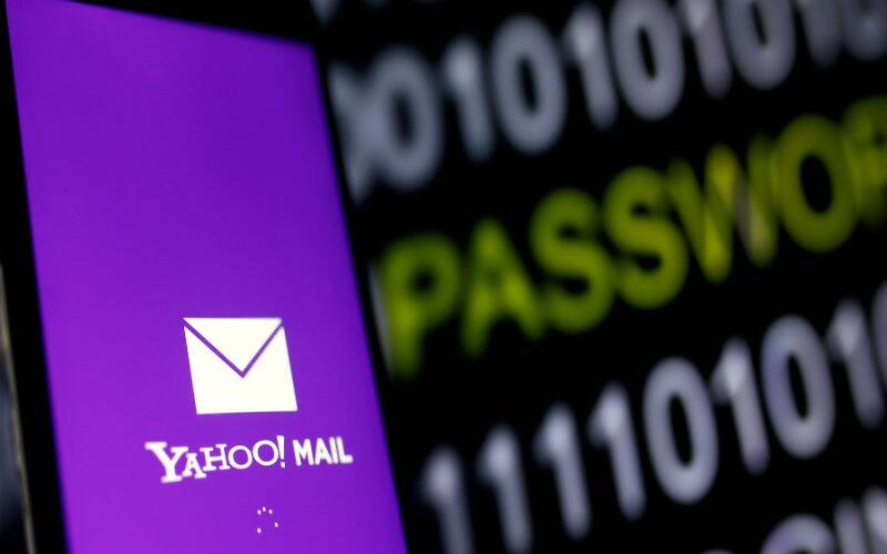 news article probing yahoo previously disclosed cyber breach filing