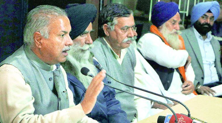 Jat aarakshan, Jat quota demand, Jat stir, Haryana minister Minister Ram Bilas Sharma,   Yashpal Malik, All-India Jat Aarakshan Sangarsh Samiti (AIJASS), indian express news