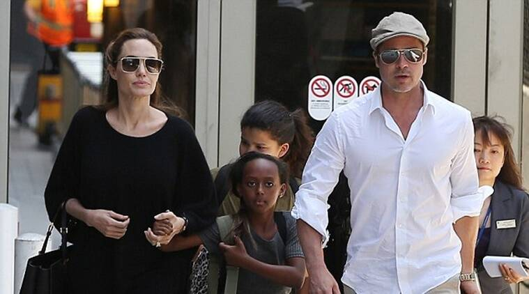 Brad Pitt and Angelina Jolie have six children