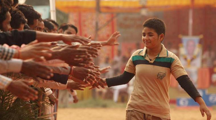 Image result for bollywood,zaira wasim,dangal,national award