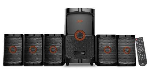 Zebronics Thrill 5.1 speaker launched at Rs 4,444