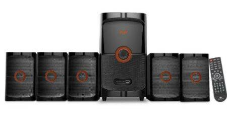 Zebronics Thrill 5.1 speaker launched at Rs4,444