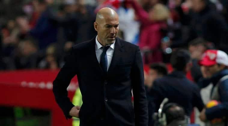 zinedine zidane, real madrid, zidane madrid, zidane real madrid, la liga, football news, sports news